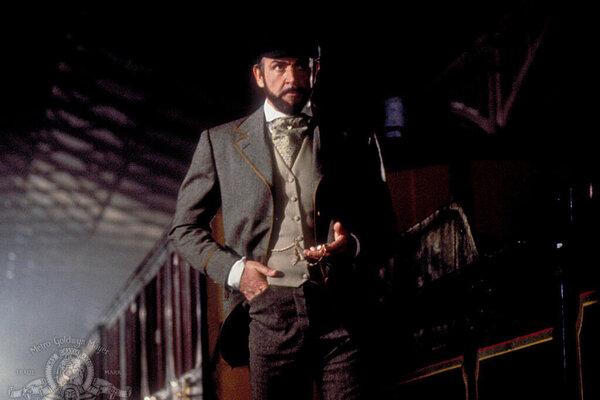 кадры и фото из фильма Большое ограбление поезда