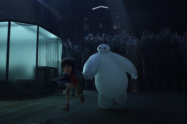 кадры и фото из фильма Город героев IMAX 3D