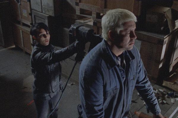 кадры и фото из фильма Девушка, которая взрывала воздушные замки