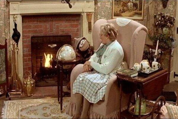кадры и фото из фильма Миссис Даутфайр