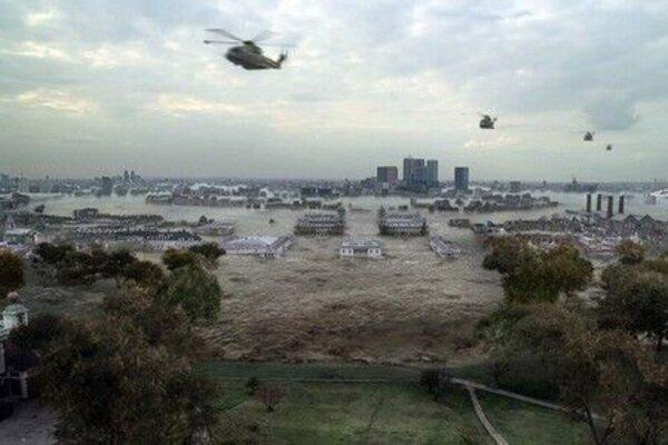 кадры и фото из фильма Наводнение