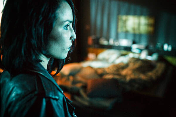 кадры и фото из фильма Девушка, которая играла с огнем