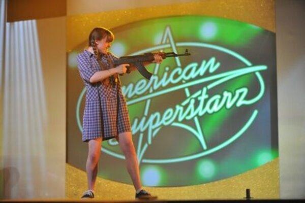 кадры и фото из фильма Боже, благослови Америку!