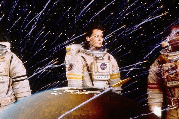 кадры и фото из фильма Миссия на Марс