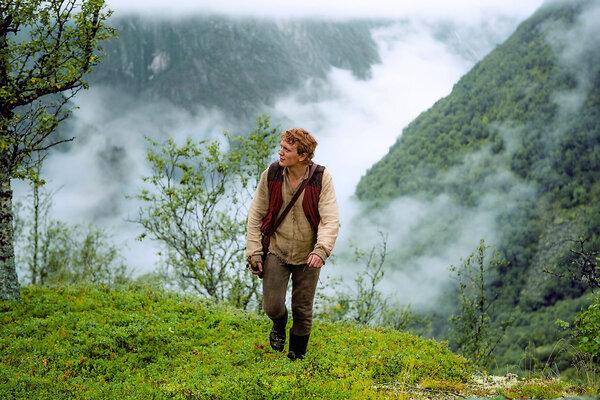 кадры и фото из фильма Эспен в королевстве троллей