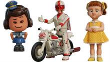 «История игрушек4»: Новые персонажи