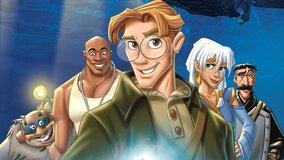 Disney выпустит игровой ремейк мультфильма «Атлантида: Затерянный мир»