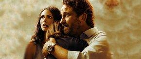 Джерард Батлер и Морена Баккарин пытаются выжить в трейлере фильма «Гренландия»