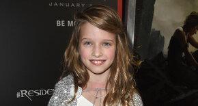 Дочь Миллы Йовович станет Венди в ремейке «Питера Пэна» от Disney
