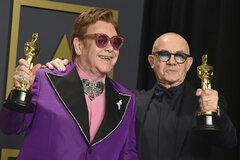Элтон Джон считает, что Тэрон Эджертон должен был получить «Оскар» за «Рокетмена»