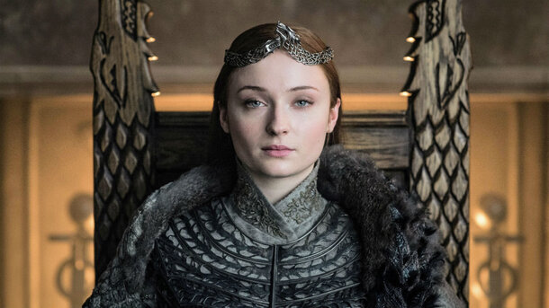 Софи Тёрнер считает Брана Старка идеальным кандидатом нароль правителя в«Игре престолов»