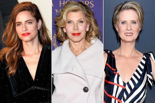Аманда Пит, Кристин Барански и Синтия Никсон снимутся в новом сериале от создателя «Аббатства Даунтон»