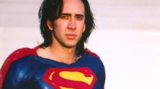 Николас Кейдж мог стать одним из Суперменов в кроссовере «Кризис на бесконечных землях»