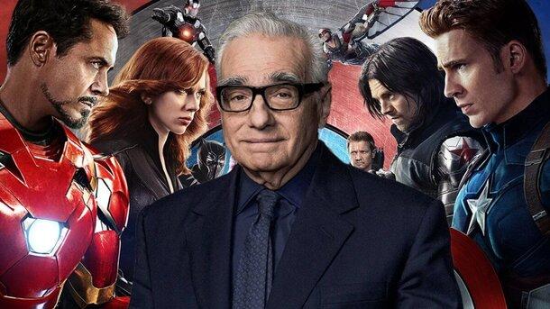 Скорсезе продолжает критиковать фильмы Marvel: «Нельзя позволить таким фильмам завоевать кинотеатры»