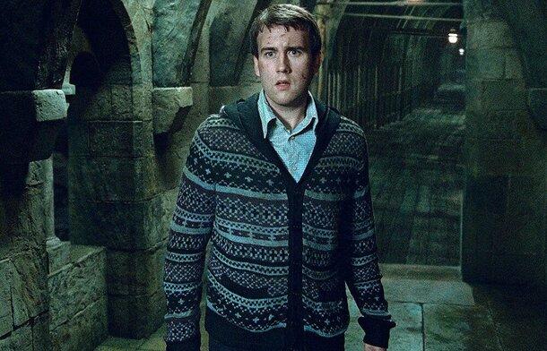 Мэттью Льюис мечтает о съемках сериала по «Гарри Поттеру»