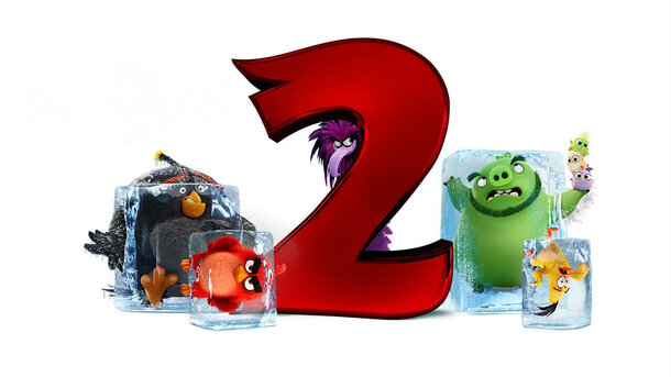 Враги объединяются: Трейлер «Angry Birds вкино2»