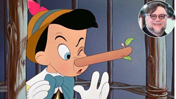 Гильермо дель Торо снимет музыкальный мультфильм «Пиноккио» для Netflix