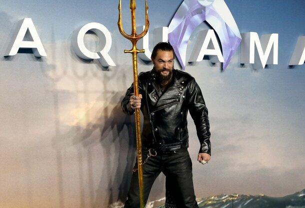Лучший фильм DC со времен «Темного рыцаря»: критики пришли в восторг от «Аквамена»