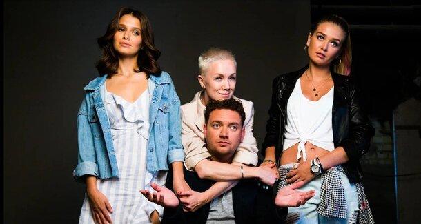Дарья Мороз: «Триада» — небанальная комедия с тонкой иронией и отличным юмором»