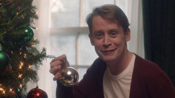 28 лет спустя: Маколей Калкин в праздничной пародии на «Один дома»
