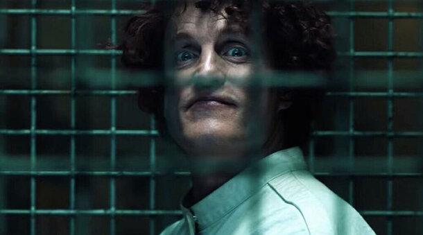 Вуди Харрельсон в роли Клетуса и его убийственная прическа на фото со съемок «Венома 2»