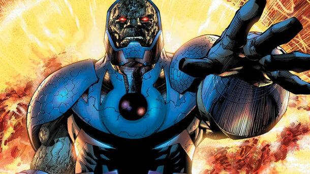 Дарксайд появится в экранизации комиксов DC«Новые боги»