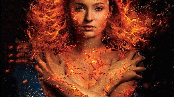 А теперь гори: Новый трейлер фильма «Люди Икс: Тёмный Феникс»