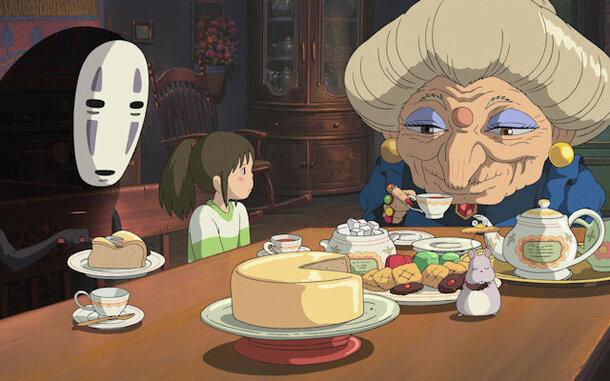 «Унесённые призраками»: премьера