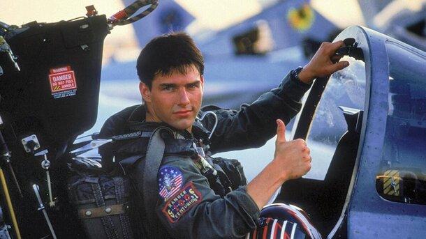 Мастер на все руки: Том Круз будет лично управлять истребителем в «Лучшем стрелке 2»