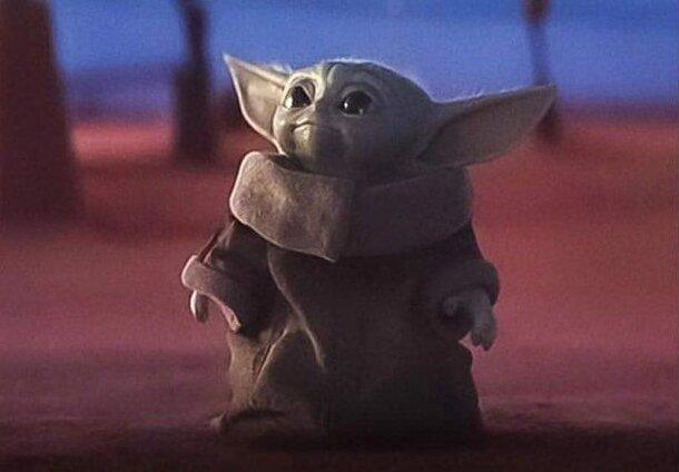Крема и духи от малыша Йоды: Lucasfilm подал заявку на регистрацию товарного знака