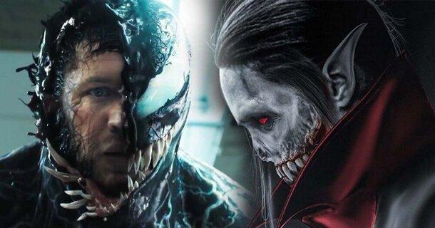 Блокбастеры Marvel «Морбиус» и «Веном 2» выйдут в 2020 году