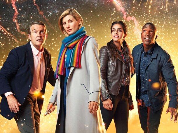 Создатели «Доктора Кто» объявили дату премьеры 12 сезона в новом трейлере