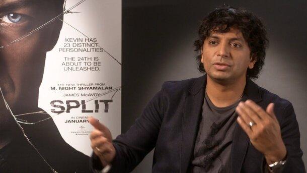 Создатель «Сплита» М. Найт Шьямалан выпустит еще два оригинальных триллера в 2021 и 2023 году