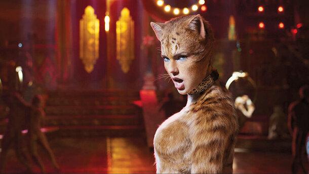 Не только «Кошки»: стали известны номинанты на «Золотую малину»