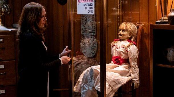Тряпичная кукла и суд над одержимым: на чём основаны фильмы серии «Заклятие»