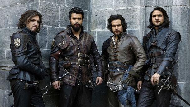 На Netflix выйдет современная версия «Трёх мушкетёров»