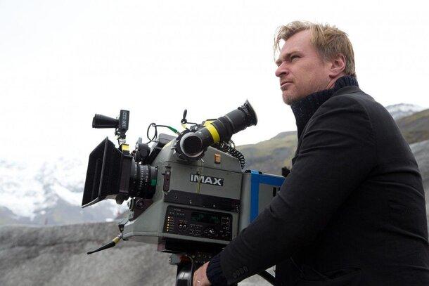 Пролог «Довода» Кристофера Нолана будут показывать перед IMAX-сеансами 9 эпизода «Звездных войн»