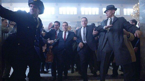 Стала известна дата премьеры «Ирландца» Мартина Скорсезе на Netflix