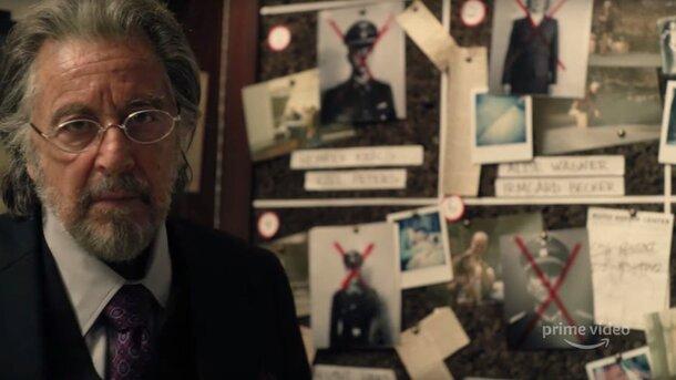 Аль Пачино охотится на нацистов в тизере сериала «Охотники» от Джордана Пила