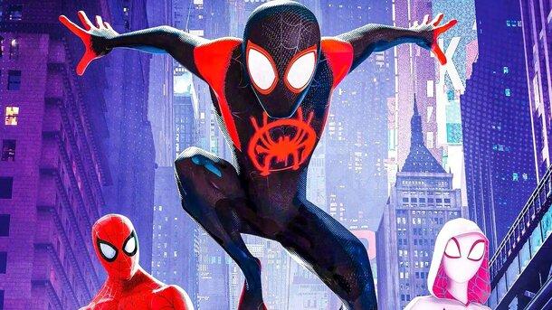 Официально: «Человек-паук: Через вселенные 2» выйдет в апреле 2022