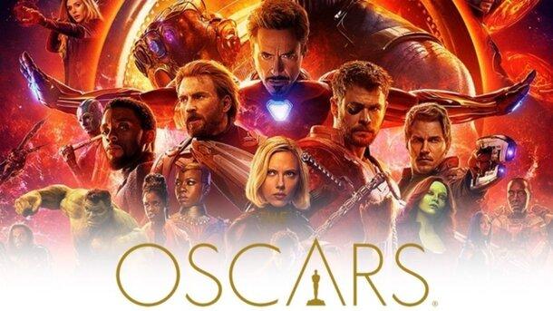 «Мстители» соберутся на «Оскаре»