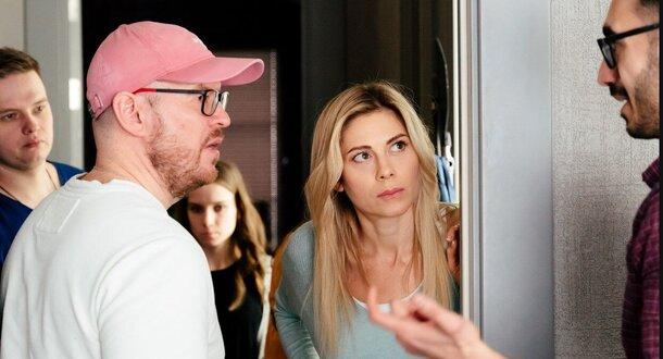 Интервью с Анной Невской, героиней сериала «Дылды» на СТС