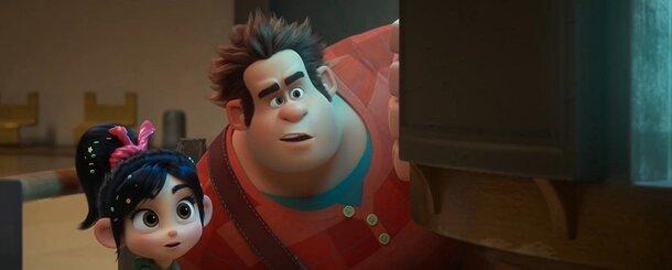 Disney запретила шутить над Кайло Реном в мультфильме «Ральф против интернета»