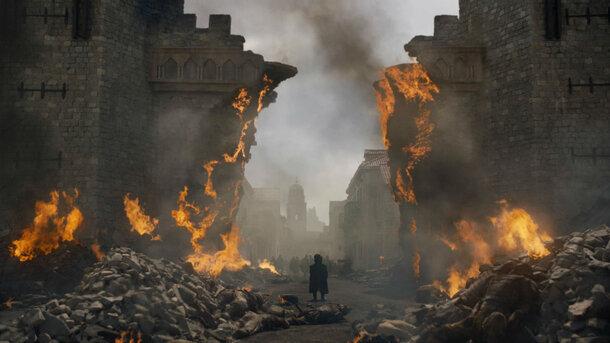 Стартовали съёмки приквела «Игры престолов»