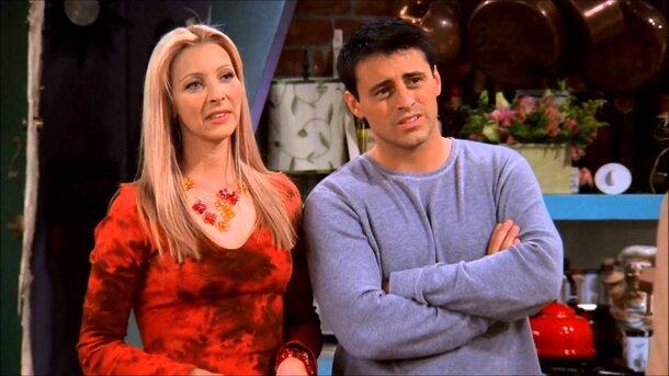 Создатель «Друзей» рассказал, почему зрителям не показали роман Фиби и Джоуи