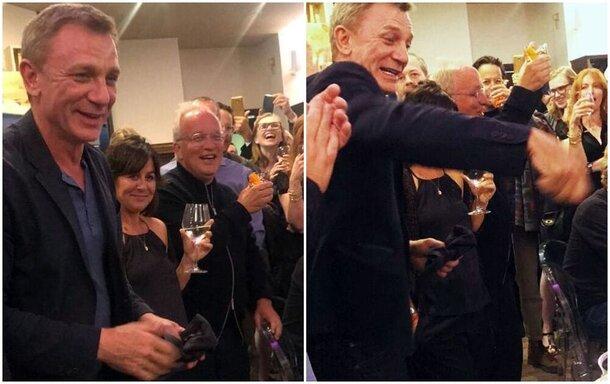 Съемки «Бонда 25» завершены: Дэниел Крэйг перебрал с алкоголем, навсегда прощаясь с бондианой