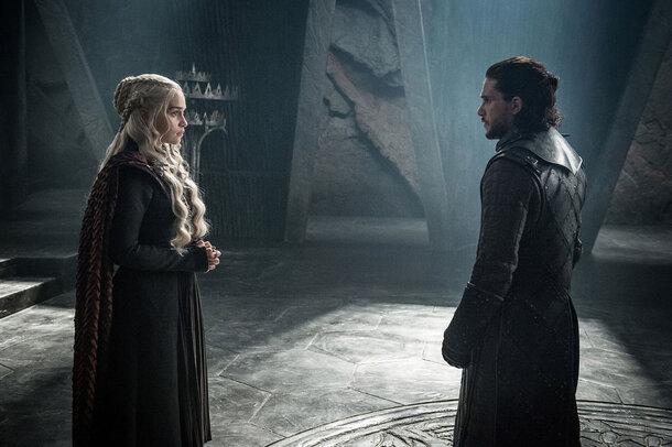 Джордж Мартин рассказал, почему после 7 сезона «Игры престолов» не сняли три фильма