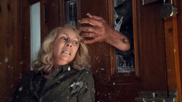 Джейми Ли Кертис показала первое фото со съемок нового «Хэллоуина»