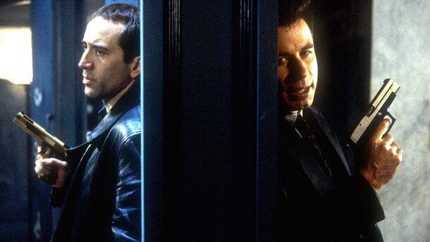 22 года спустя: в Голливуде снимут ремейк культового «Без лица» с Николасом Кейджем и Джоном Траволтой