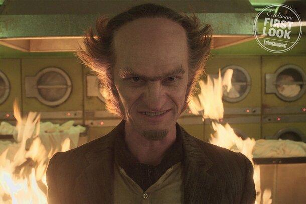 Первый взгляд: Нил Патрик Харрис в третьем сезоне сериала «Лемони Сникет: 33 несчастья»